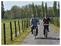 Location velo Fontainebleau 77